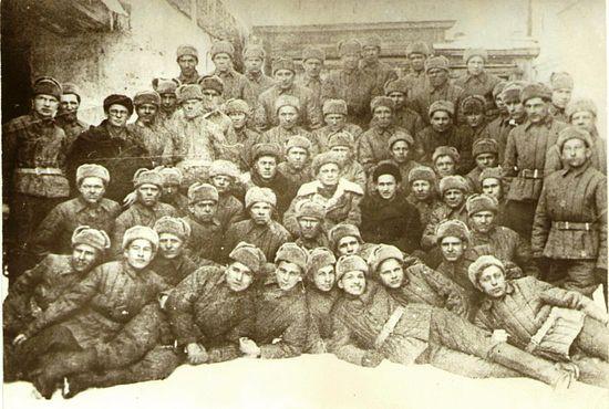 Уральский добровольческий танковый корпус, март 1943 г